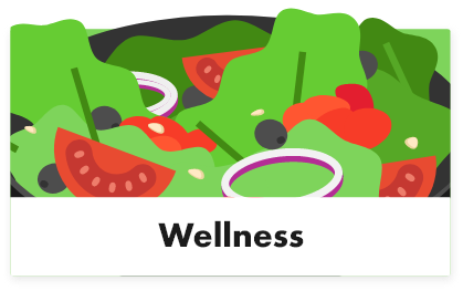 Wellness - Tabletmenukaart - Digitale menukaart