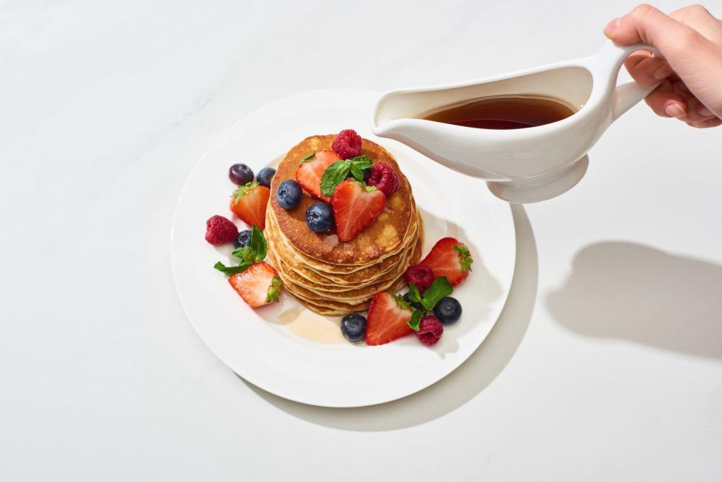 Pannenkoeken - Digitaal menu