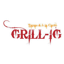Grill-ig Tapas - digitale menukaart