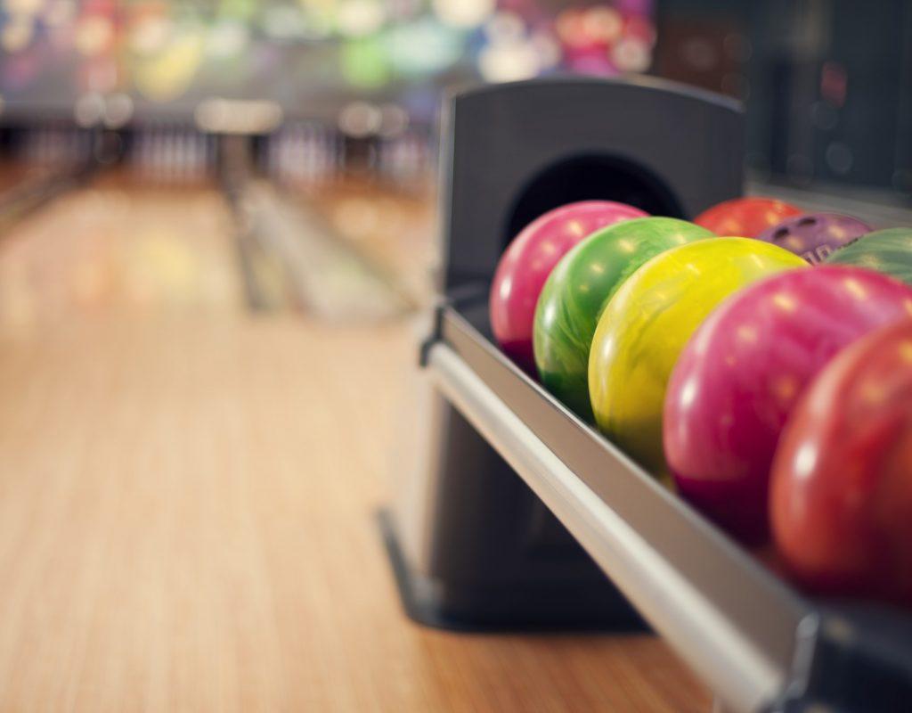 Bowling - digitale menukaart